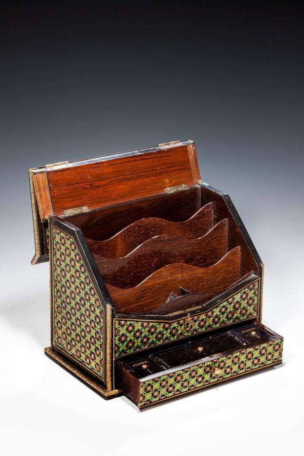 letter-rack-desk-tidy-coromandel-cloissonne-enamel-antique-5157_1_5157