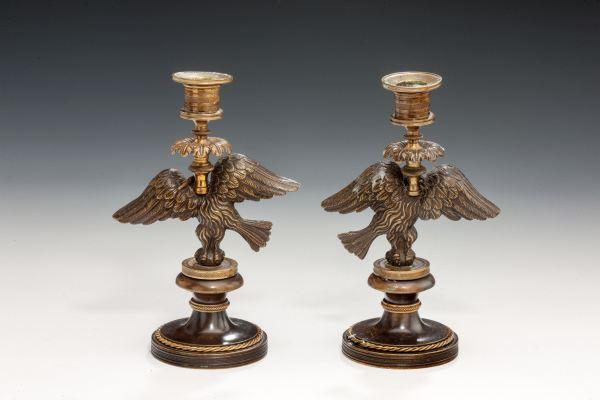pair-candlesticks-bronze-ormolu-eagle-viper-Regency-antique-5081_1_5081