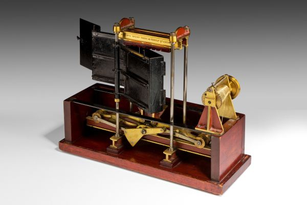 press-baling-machine-model-mahogany-Roberts-patent-press-antique-5008_1_5008