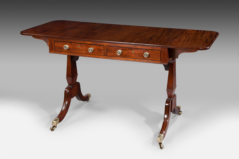 Strange Antique Mahogany Sofa Table Richard Gardner Antiques Andrewgaddart Wooden Chair Designs For Living Room Andrewgaddartcom