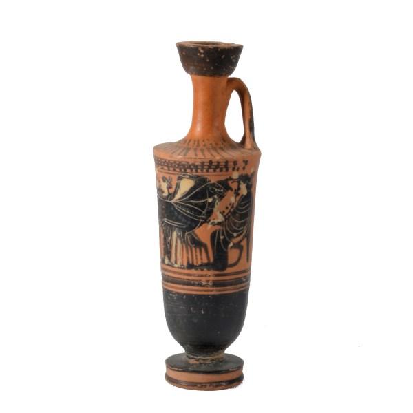 ANCIENT GREEK PERFUME BOTTLE