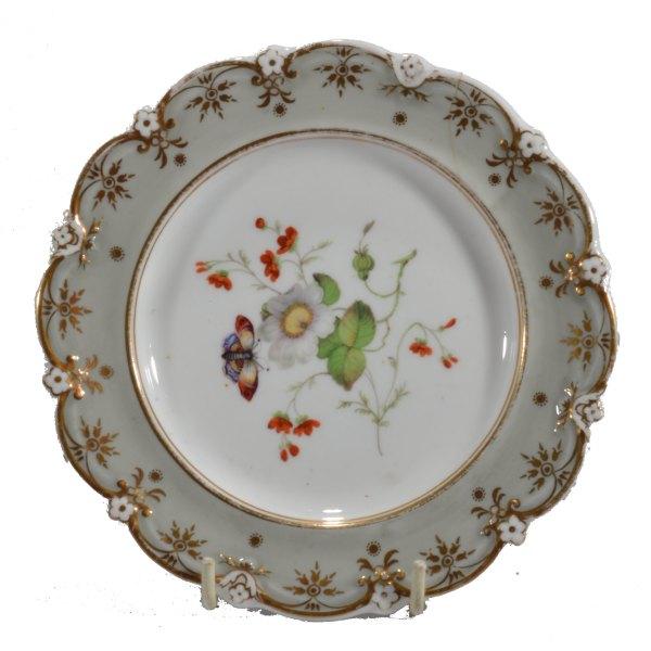 antique-plates-painted-butterflies-flowers-staffordshire-19th-century-DSC_9191