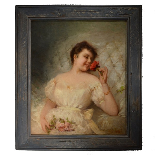 fritz-zuber-buhler-oil-painting-young-girl-antique-DSC_9325