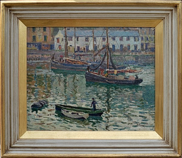 john-anthony-park-oil-painting-brixham-harbour-coastal-marine-for-sale-DSC_9673
