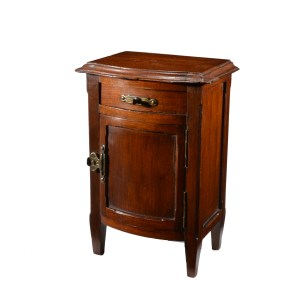 ANTIQUE EDWARDIAN MINIATURE MAHOGANY WASHSTAND