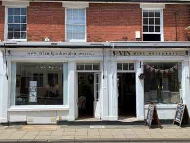 RICHARD GARDNER ANTIQUES EMSWORTH SHOWROOM