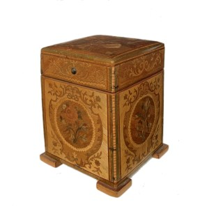 FIND ANTIQUE TEA CADDY FOR SALE IN UK
