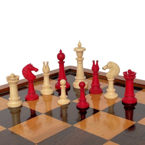 FIND ANTIQUE BONE CHESS SETS FOR SALE IN UK