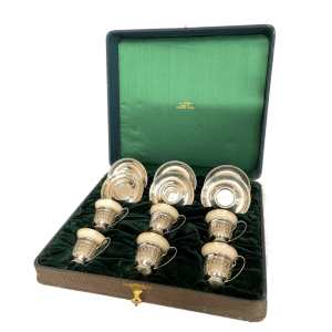 FIND VINTAGE GORHAM SILVER COFFEE SET FOR SALE IN UK