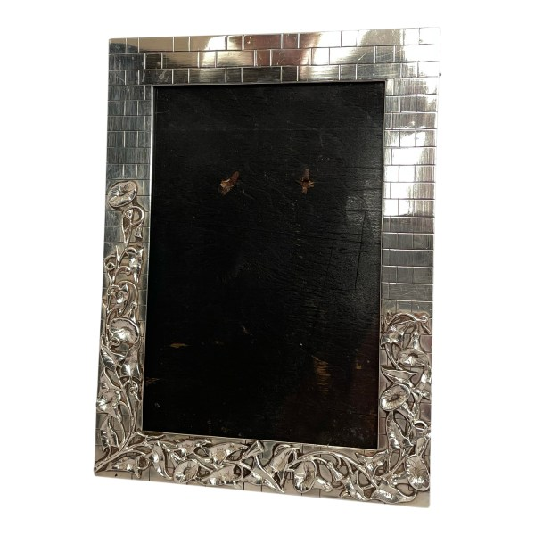 FIND ANTIQUE SILVER PHOTOGRAPH FRAME FOR SALE IN UK