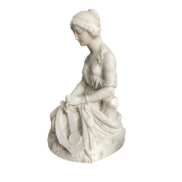 FIND METELLO MOTELLI MARBLE SCULPTURE FOR SALE IN UK