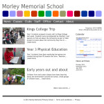 New Morley Memorial Primary School homepage