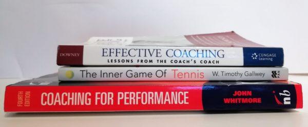 Executive coaching books