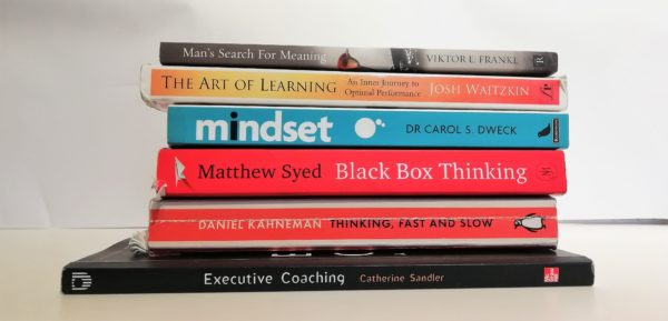 Executive coaching books
