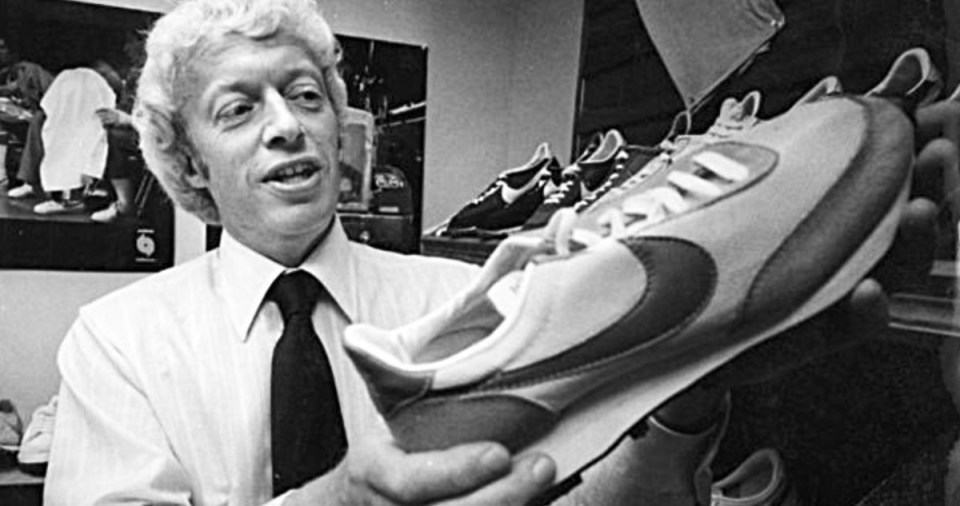Phil Knight Shoe Dog