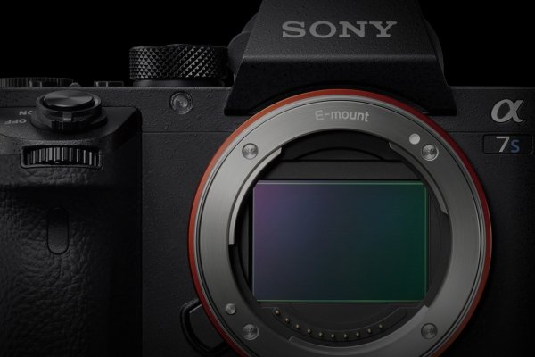 Sony A7S background image