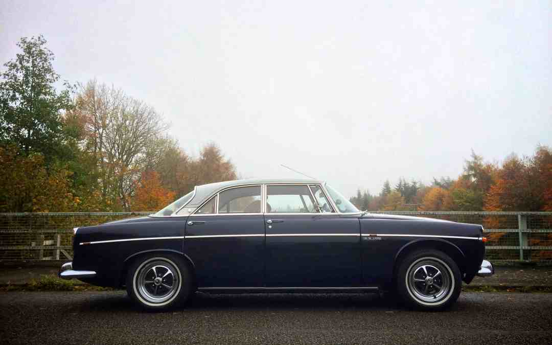 Rover P5B Coupe (3.5 Litre)