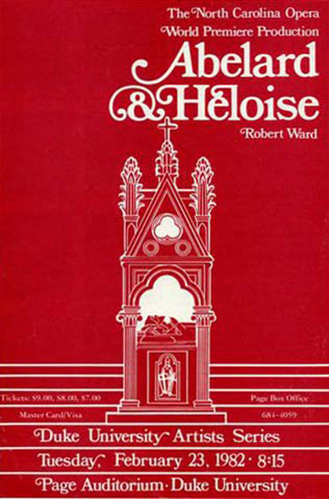 Abelard & Heloise, program2