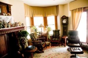 Sawyer Mansion - Sitting Room