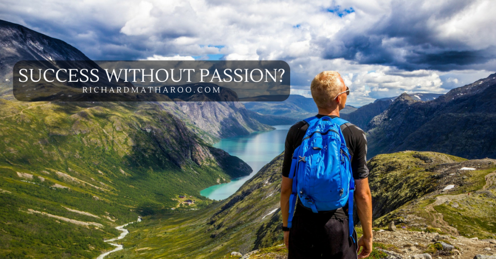 Can You Profit Without Passion In Your MLM?