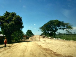 roads to Mompos