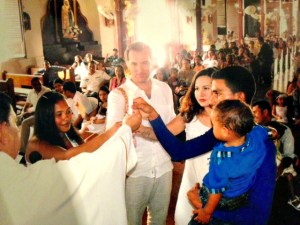 christening in Mompos