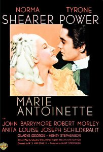 Marie Antoinette was the first film screened at the Teatro San Jorge