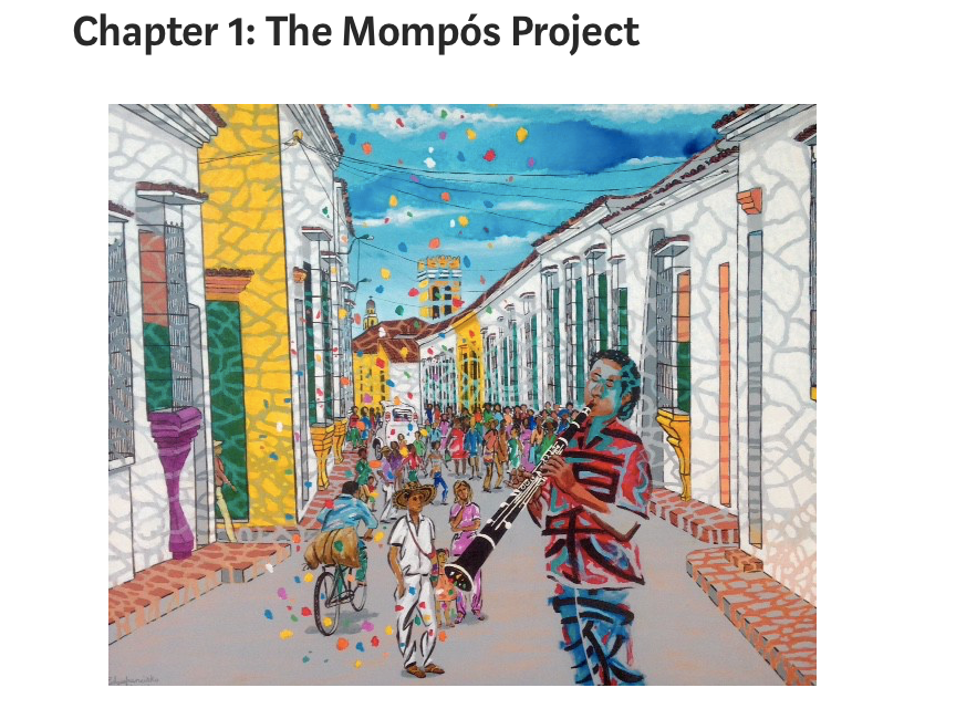 the Mompos Project
