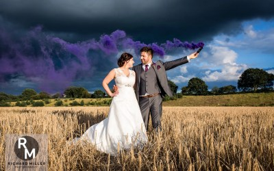 Cherry Orchard Lake Wedding Photography – Sophie and Chris