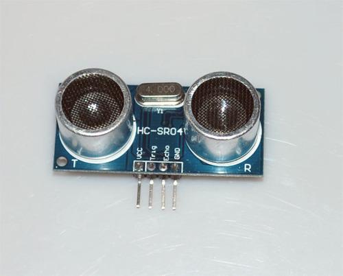 SR04 ultrasonic ranger module