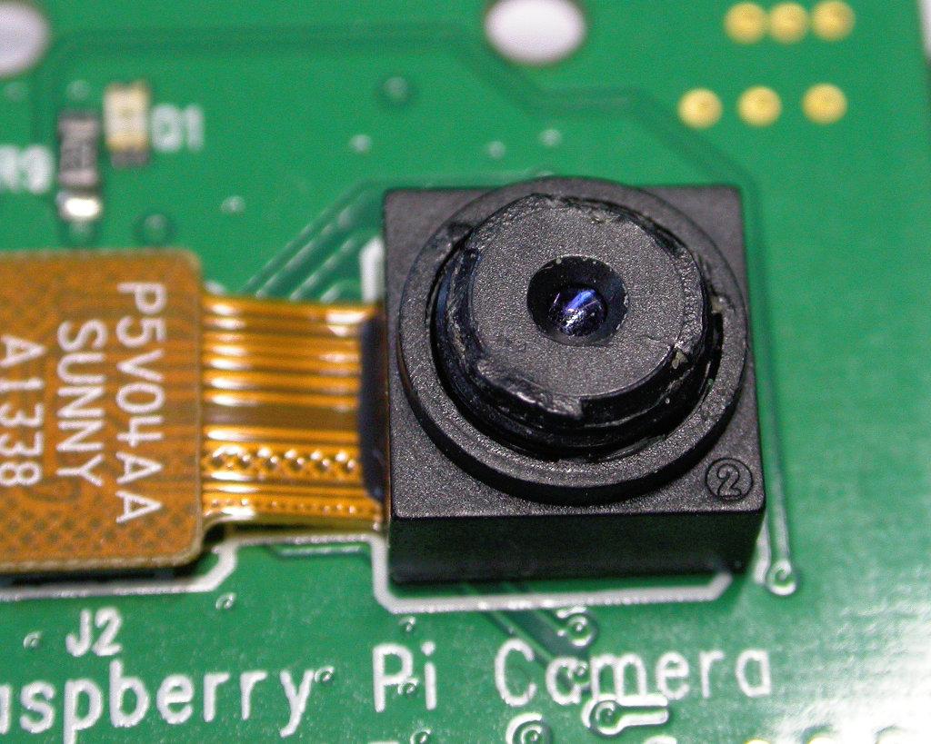 Raspberry Pi camera after several years outside – Richard Mudhar