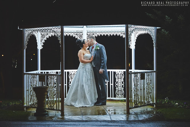 Wedding in Shotton Hall near Peterlee