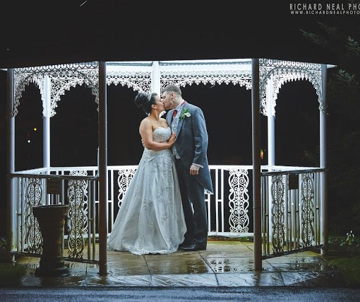 Wedding in Shotton Hall near Peterlee