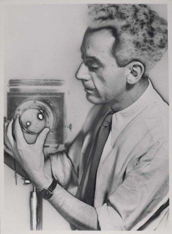 Man Ray selfportrait