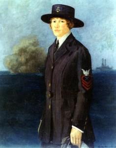 US Navy Yeoman