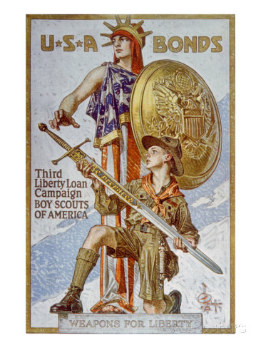 world-war-i-american-war-bonds-campaign-poster-by-j-c-leyendecker-1918