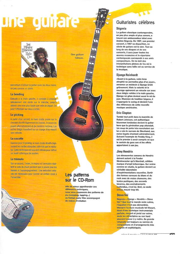 Micro et Musique - juin-juillet -1998