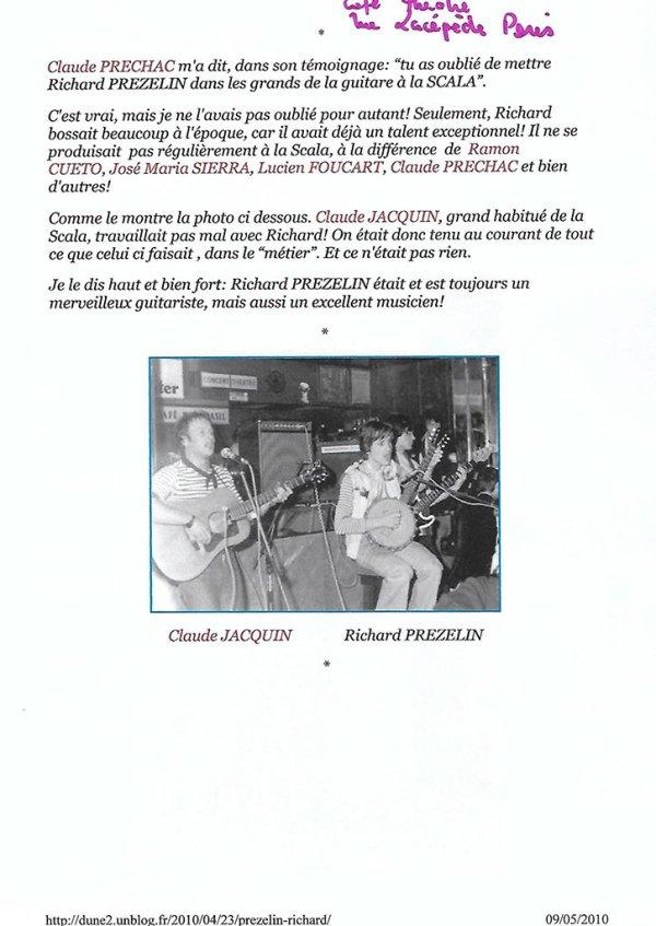 Blog la Scala retrouvée - 9 mai 2010