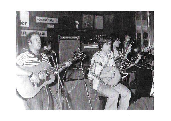 France Inter - Le Pop Club de José Arthur - 1975