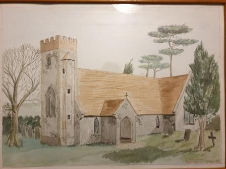 Bixley Church