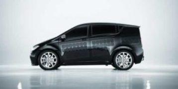 Sono Motors solar cell clad Sion