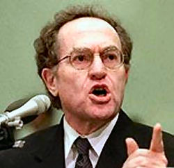 Dershowitz sounds the call to academic arms against Hampshire