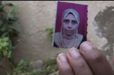 Photo of Nour al-Jarah, killed with five family members while having tea