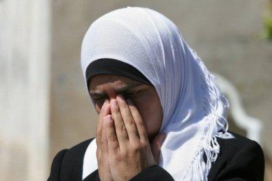 ihsan debabseh palestinian victim of idf abuse