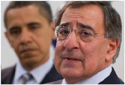 panetta with obama