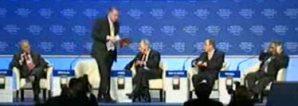 Duking it Out in Davos: Erdogan v. Peres