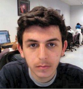 Ephraim Khantsis: Portrait of KahanaWannabe American-Jewish Settler Terrorist