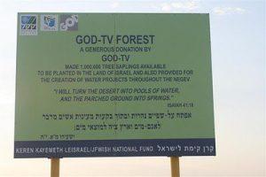 Isaiah Weeps: Jewish National Fund, GOD-TV Erase Israeli Bedouin Village to Bring Jesus' Second Coming
