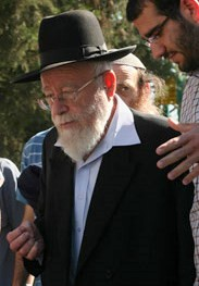 rabbi dov lior