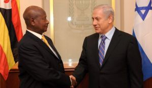 Uganda Signs Pact for Israeli Weapons in Return for Accepting Expelled African Refugees
